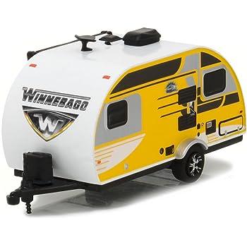 Greenlight Winnebago Winnie Drop 1710 2016 Purple 34020 D 1//64