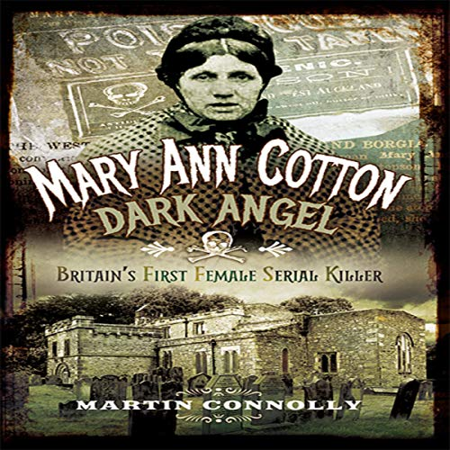 Mary Ann Cotton - Dark Angel cover art