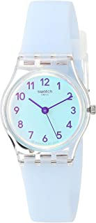 Swatch Essentials Quartz Silicone Strap,12 Casual Watch