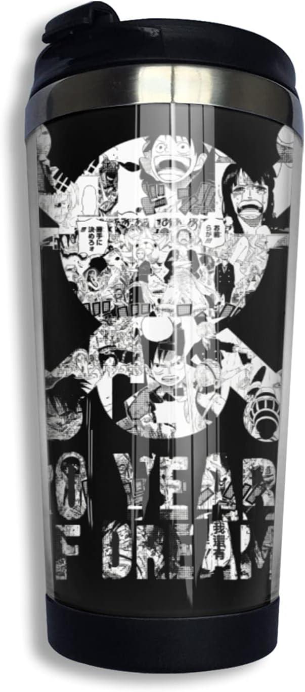 One Piece Anime Minneapolis Wholesale Mall Coffee Cup 3d Fashion Mug Print Thermos M