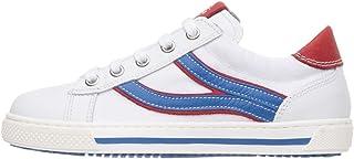 NeroGiardini P933431M Sneakers Teens Chico De Piel Y Tela