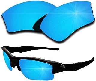 Polarized Replacement Lenses for Oakley Half Jacket XLJ Sunglasses - Multiple Colors