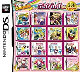520 in 1 Game Cartridge Multicart For Nintendo DS NDS NDSL NDSi 2DS