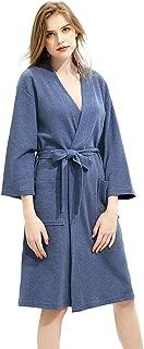 Best lightweight cotton waffle robe Reviews