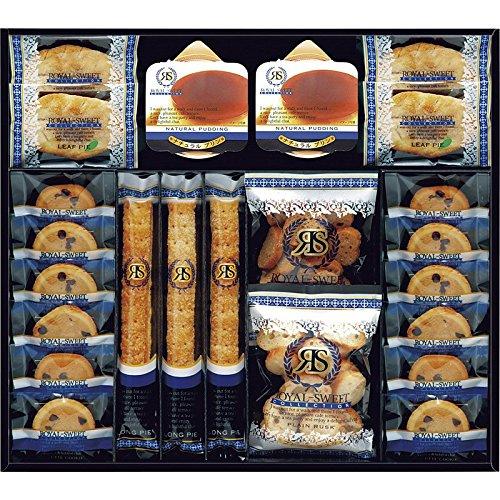 ロイヤルスイートコレクション 【クッキー スティックパイ 洋菓子 お菓子 美味しい おいしい おやつ 焼き菓子 焼菓子 おかし つめあわせ 詰合 詰め合わせ 詰め合せ 来客用 個包装 スイーツ 3000】