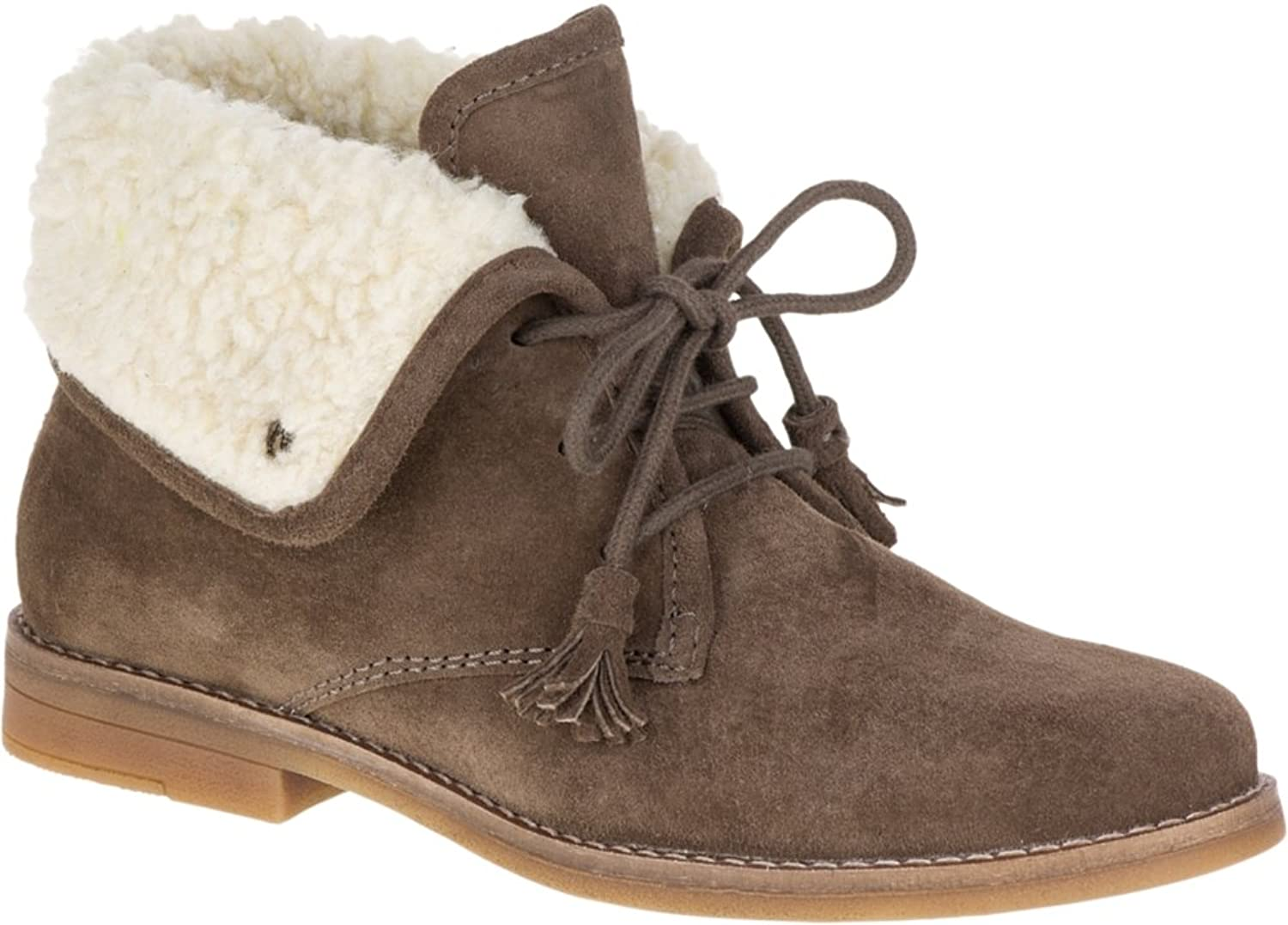 Hush Puppies Womens Marthe Cayto Ankle Bootie