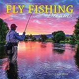 Flyfishing Dreams - Fliegenfischen 2020 - 16-Monatskalender: Original BrownTrout/Wyman Publishing-Kalender [Mehrsprachig] [Kalender] (Wall-Kalender) - Wyman Publishing