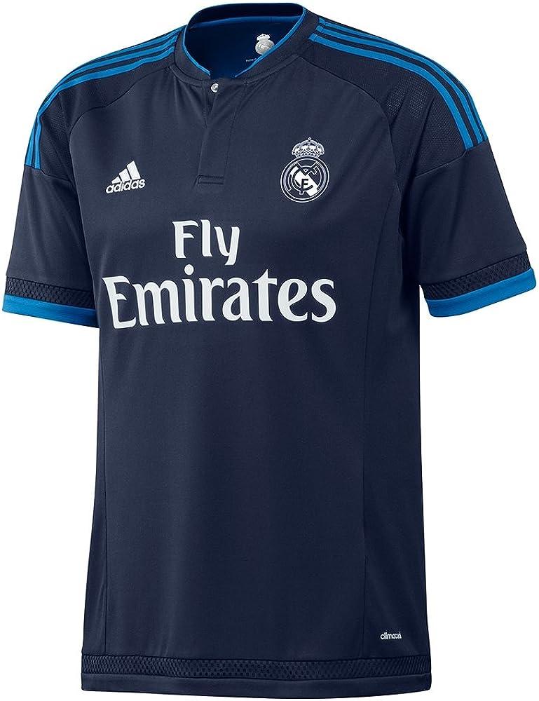 Amazon.com : Adidas Real Madrid CF 3rd Jersey Y-NINDIG (L ...