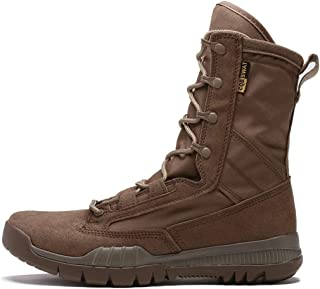 DESNBOOTS Military Tactical Boots Men Outdoor ty Shoes Ultralight Army Boot Special Force Desert Ankle Combat Boots