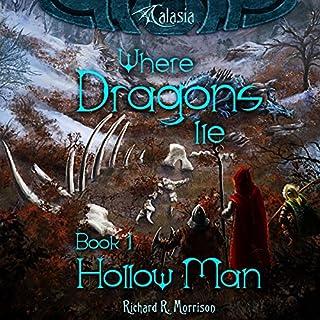 Hollow Man audiobook cover art
