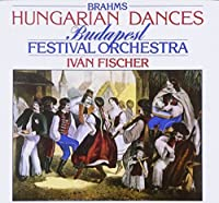 Hungarian Dances by JOHANNES BRAHMS (1985-05-20)