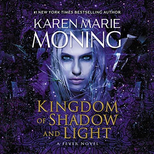 Diseño de la portada del título Kingdom of Shadow and Light