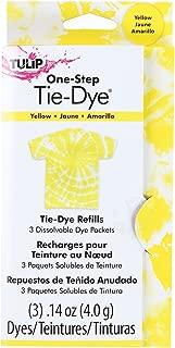 Tulip 29036 One-Step Dye Refills Yellow