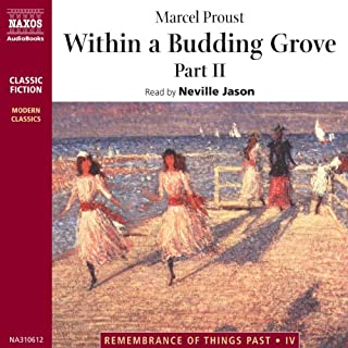 Within a Budding Grove, Part 2 audiobook cover art