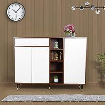 خزانة انيقة متعددة الاغراض بتسعة نماذج مع درج ووحدات تخزين