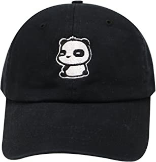 ca63de8fea8 City Hunter C104 Cute Panda Cotton Baseball Cap 10 Colors