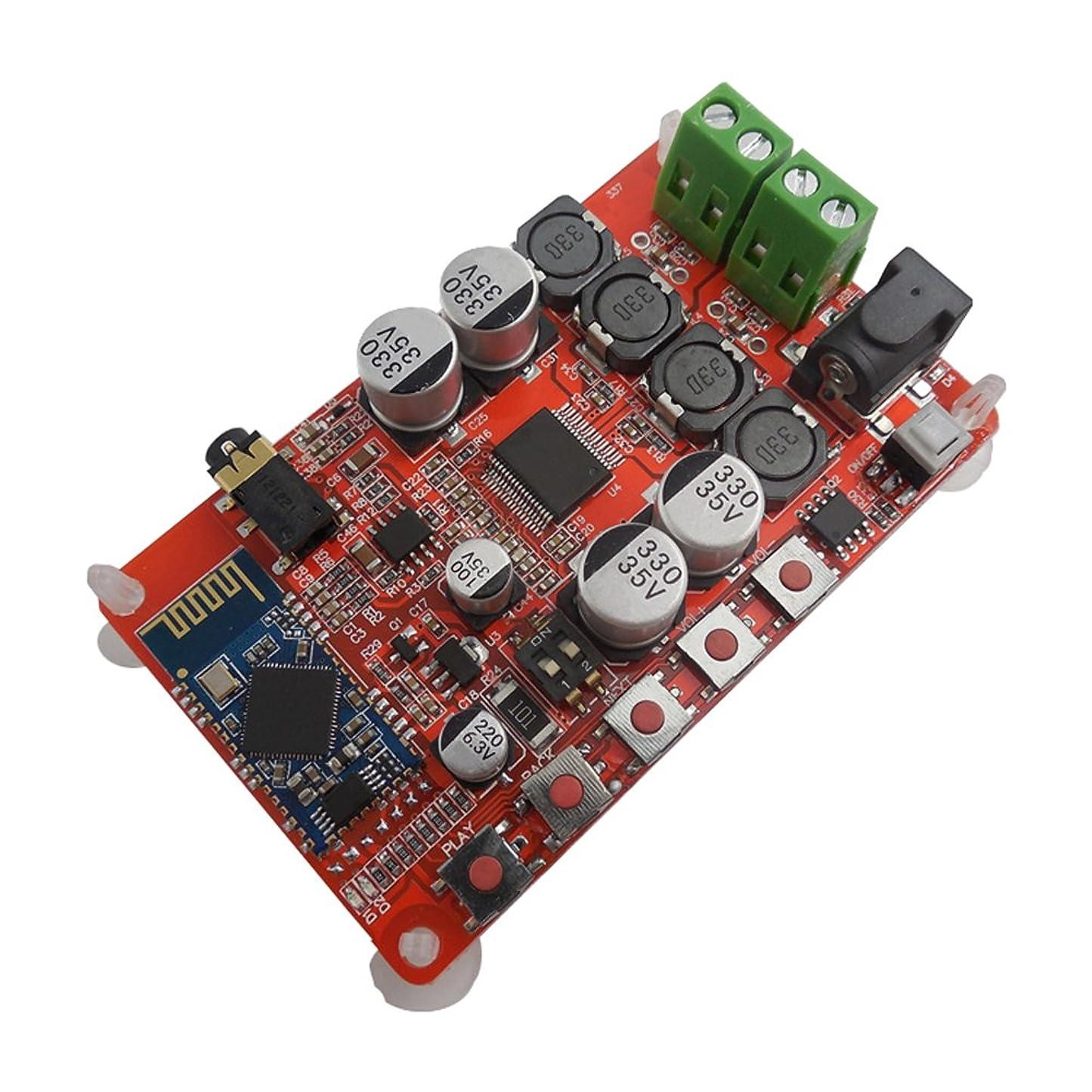神経障害受付業界クラウドBluetooth tda7492p Bluetoothオーディオレシーバーアンプcsr4.0デジタルアンプボードモジュール
