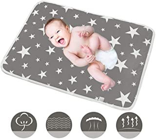 Conleke Baby Changing Mat,Unisex Baby Waterproof Diaper Changing Pad with Large Size Portable Sheet for Any Places for Hom...