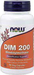 Now Foods DIM 200, Veg Capsules, 90ct