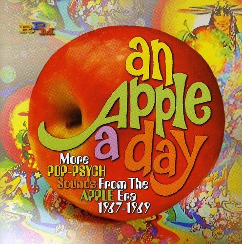 An Apple a Day: More Pop Psych Sounds from the Apple Era 1967-1969 by Various Artists (2006-05-16)