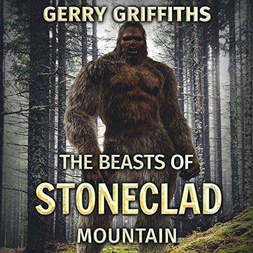 The Beasts of Stoneclad Mountain audiobook cover art