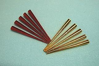 筒100㎝用ネイル矢(10本セット)刺さるタイプ レクリエーション協会専用