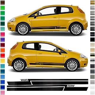 Suchergebnis Auf Für Fiat Punto Aufkleber Merchandiseprodukte Auto Motorrad