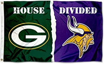 house divided nfl flags