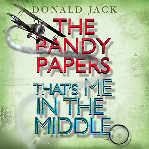 That's Me in the Middle audiobook cover art