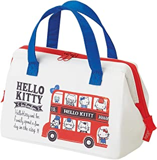Skater cold insulated lunch bag HELLO KITTY LONDON 22×11.5×16cm