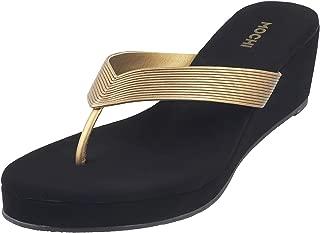 Mochi Women Synthetic Sandals (32-9642)