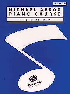Michael Aaron Piano Course Theory: Grade 1