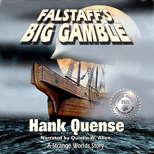 Falstaff's Big Gamble audiobook cover art