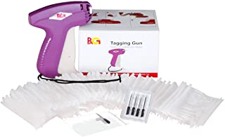 PAG XMS S13 Price Tag Standard Attacher Tagging Gun for Clothing with 5 Needles and 2000..