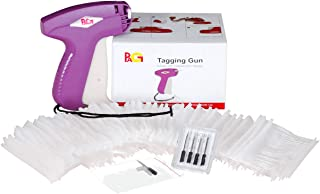 PAG XMS S18 Standard Tagging Gun Price Tag Gun for Clothes with 5 Needls and 2000 2