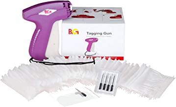 2 Tag Pin Standard Attachments- 5,000 pcs for Use with All Sinfoo Brand Standard Tagging Guns Compatible for Use with Other Standard Tagging Guns. 50//Clip