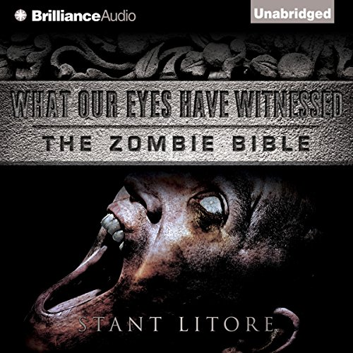 What Our Eyes Have Witnessed audiobook cover art