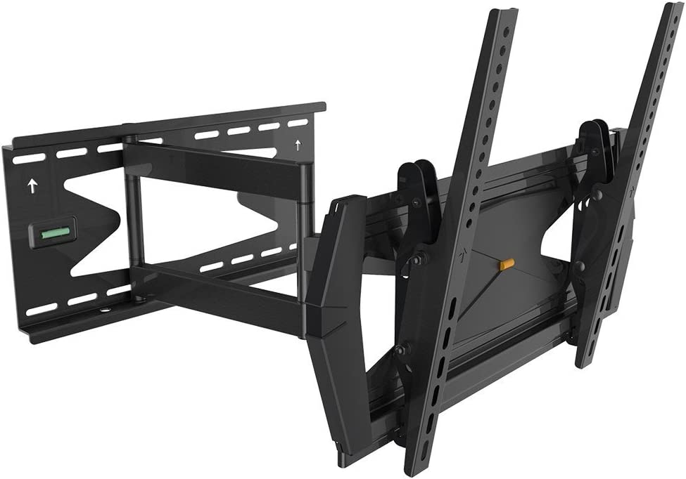 Black Full-Motion Tilt Swivel Wall Super intense SALE Super intense SALE Bracket with Anti-Theft Mount