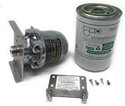 Tigerloop BIO ULTRA-B oil de-aerator and spin-on filter combination for Bio Fuel It is compatible with biofuels from B5-B100. Not for use with E-diesel or any fuel containing Ethanol Alcohol
