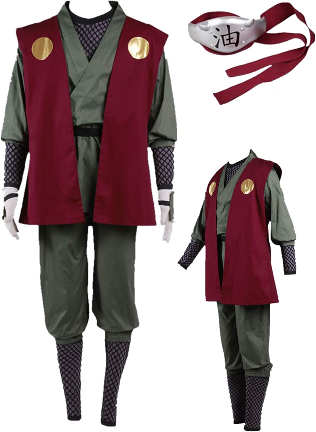 US Size Adult Cosplay Costumes shirt Full Manufacturer NEW regenerated product suit mesh Men's