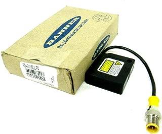 New BANNER PD49VN6LLPQ Retro Laser Sensor 66999