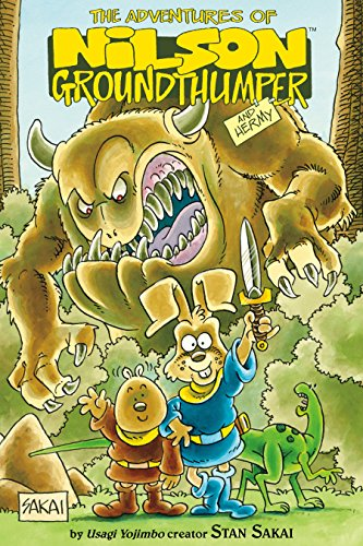 The Adventures of Nilson Groundthumper and Hermy (English Edition)