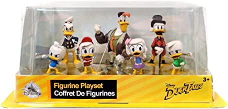 DuckTales Disney 7 pieces Figurine Set