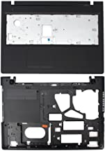 Replacement for Lenovo G50 G50-70 G50-80 80E5 G50-45 80E3 G50-30 80G0 15.6 Inches Palmrest Upper Case Pack of Bottom Base ...