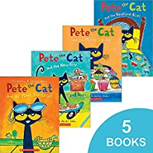 Pete the Cat and His Magic Sunglasses, Pete the Cat and the New Guy, Pete the Cat and the Missing Cupcakes, Pete the Cat a...