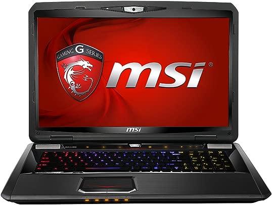 MSI GT70 2PE-2042NL 43 9 cm  17 3 Zoll  Laptop  Intel Core i7 4810MQ  3 5GHz  8GB RAM  1TB HDD  NVIDIA GTX870M  3GB DDR5  DVD  Win 8  schwarz