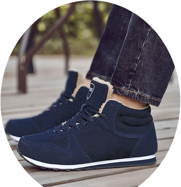 Stiefel Winter Herrenschuhe Schneeschuhe, Einen Mittleren Alter Baumwolle Baumwolle Schuhe, Rutschfeste Warme Stiefel Und Samt Kurzen Stiefeln  keine Steuer