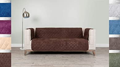 Serta   Ultimate Waterproof Furniture Protector with NeverWet, Sofa, Chocolate
