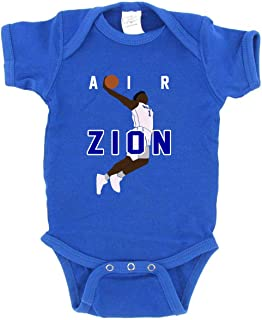 Blue Zion Duke Blue Devils Air Pic Baby 1 Piece