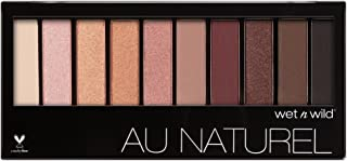 Wet & Wild Color Icon Au Natural 10-Pan Eyeshadow 754a Nude Awakening, 1.6 Ounce